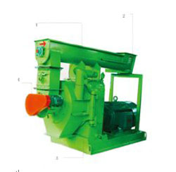 Pellet Mill With Ring Die